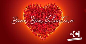 Arriva San Valentino, LaC lancia la campagna dedicata agli innamorati