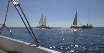 Prima tappa della Cetraro Sailing Cup: vento calmo, regata annullata
