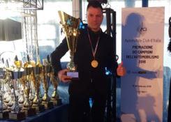 MOTORI | Claudio Gullo, nuovo premio e nuova sfida