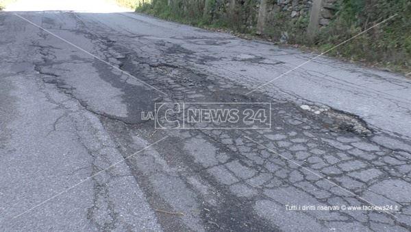 Una strada a Reggio Calabria