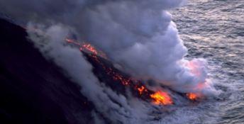 Dallo Stromboli si generò uno tsunami che arrivò fino a Napoli