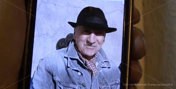 La vittima Rocco Grillo