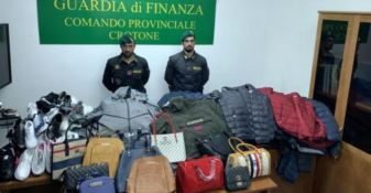 Sequestri a Crotone