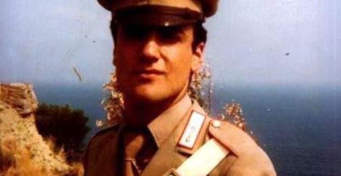 Il brigadiere Carmine Tripodi