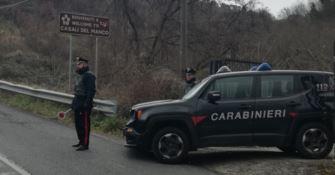 Rubava la corrente da cinque anni, arrestato dai carabinieri