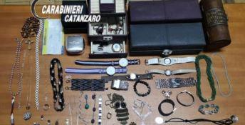 Catanzaro, refurtiva rinvenuta in un alloggio di viale Isonzo
