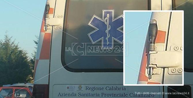 L'ambulanza e il cacciavite
