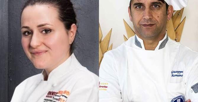 Caterina Ceraudo e Giuseppe Romano
