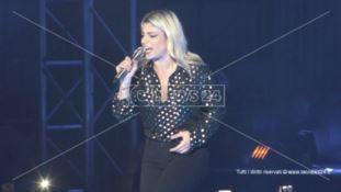Emma Marrone in concerto a Reggio
