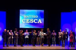 Reggio, Matteo Cesca vince la sesta edizione del festival Facce  da Bronzi