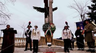 A Crosia un monumento alla memoria dei martiri di tutte le guerre