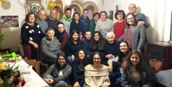Nonna Rosaria e i parenti