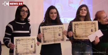 Le studentesse premiate