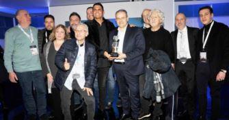 A Peppino di Capri il premio alla carriera Afi realizzato da Affidato
