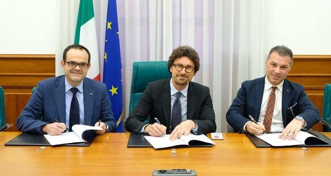 Musmanno, Toninelli e Solano