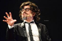 Sold out nella capitale per lo spettacolo dell'artista reggino Gennaro Calabrese
