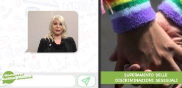Superamento delle discriminazioni sessuali, il WhatsApp di Alessia Bausone