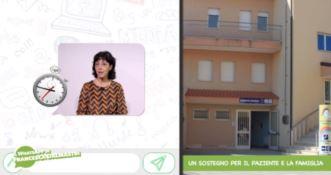 Un sostegno per paziente e famiglia, il WhatsApp di Francesca Dalmastri