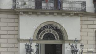 Cosenza, anche gli uffici della Provincia chiusi al pubblico
