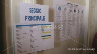 Provinciali a Cosenza, tutte le preferenze ottenute dai candidati