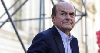 Pd, Bersani: «Auspico proposta, c'è bisogno di novità»