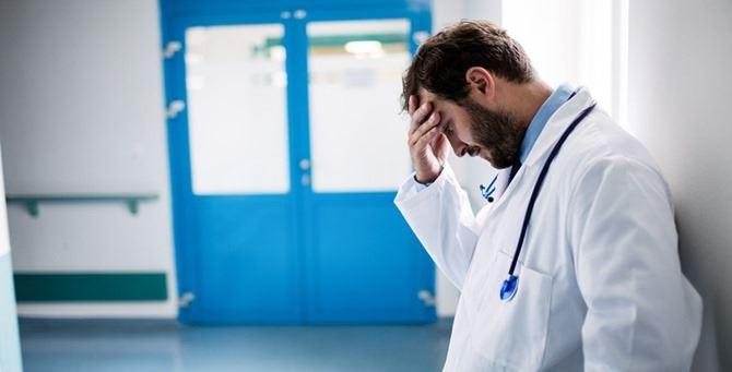 Un medico in corsia