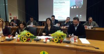 Intitolata a Rita Pisano la sala stampa del Consiglio regionale