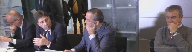 L'incontro alla Cittadella sulle risorse idriche
