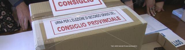 Nuovo Consiglio provinciale di Cosenza. Al Pd 5 seggi, Forza Italia segue con 4