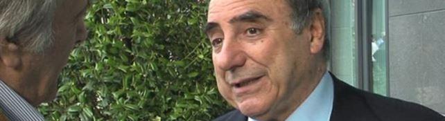 L'ex presidente Loiero