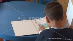 Una biblioteca a misura di bambino nei reparti pediatrici di Catanzaro