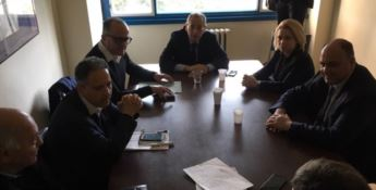 La riunione all'Asp di Locri
