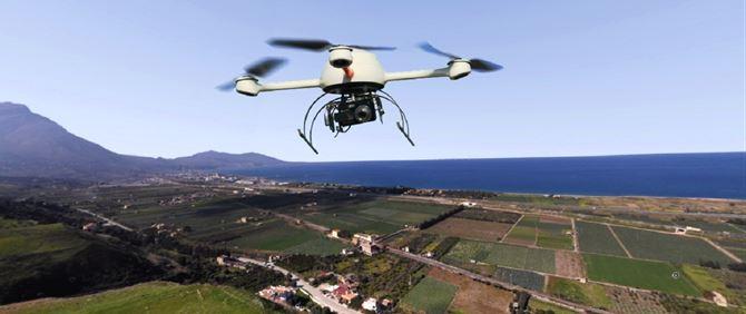 Drone, immagine di repertorio