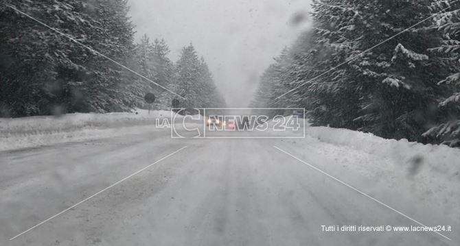 Neve a Cerisano