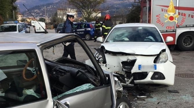 Incidente a Lamezia