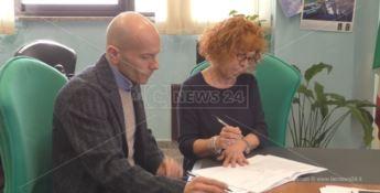 Giancarlo Rafele e Isabella Mastropasqua
