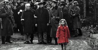 Un fotogramma tratto dal film Schindler's List