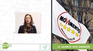 La Calabria deve emergere, il WhatsApp di Silvia Vono
