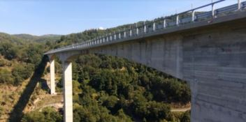 Viadotto Cannavino, Cosenza