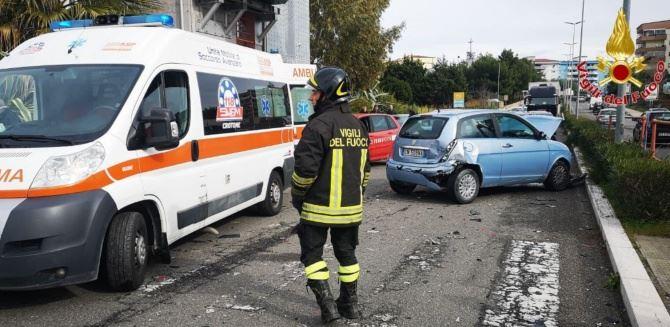 Incidente a Crotone