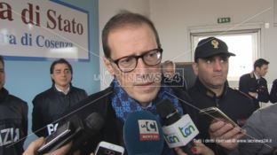 Il procuratore Eugenio Facciolla