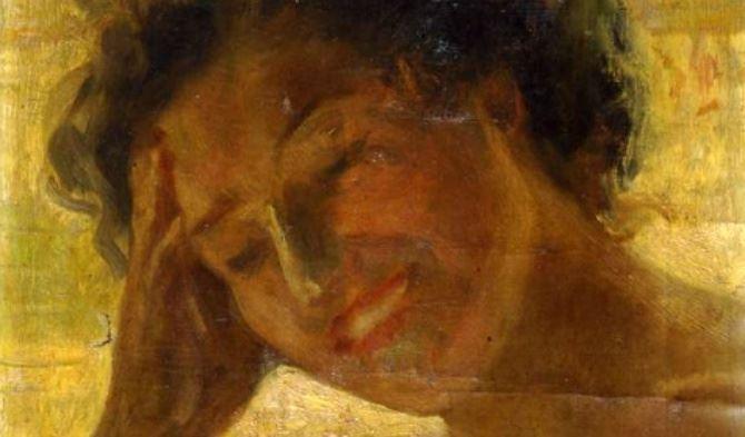 Un dipinto di Covelli