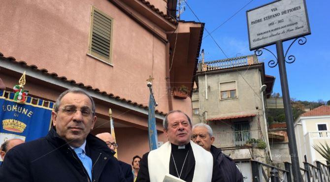 La cerimonia a San Luca