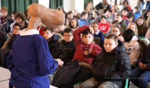 La diversità è un valore: la lezione di E.T. per gli alunni di Vibo Marina