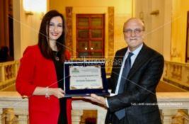 A Luciano Gerardis il premio alla memoria del giudice Scopelliti