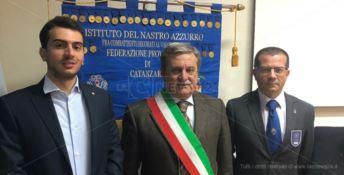 Gabriele Vallone, Antonio Landro ed Enzo Santoro