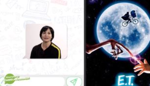 Il concorso 'L'alieno e l'amicizia', il WhatsApp di Daniela Rambaldi