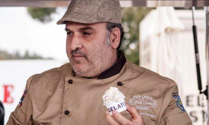 Il maestro gelatiere Mastroianni