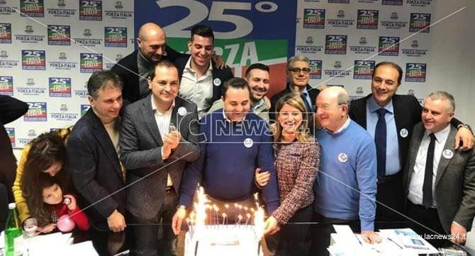 Forza Italia a Reggio Calabria