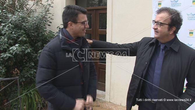 Gianluca Callipo e Mario Occhiuto
